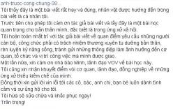 Ông Khuất Việt Hùng xin lỗi vì ứng xử thô lỗ ở VOV