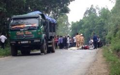 Cô gái 22 tuổi ngã văng ra đường, bị xe tải cán qua người
