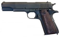 Bắt nhóm giang hồ chém người, sử dụng súng phòng thân