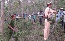 Bắt nghi can đâm chết nữ sinh viên bằng 13 nhát dao trong rừng