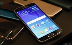 Galaxy S6 và S6 Edge: Thiết kế tựa iPhone, màn hình cong ấn tượng