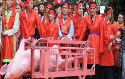 Lễ hội chém lợn ở Bắc Ninh: Bộ trưởng Nguyễn Văn Nên nói gì?