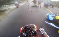 Nhiều tranh cãi xung quanh vụ tai nạn chết người của đoàn mô tô phượt ở Bình Dương