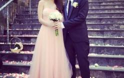Facebook Sao: Lê Hiếu lên tiếng về ảnh cưới với bạn gái hot girl