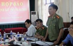 Kỷ luật 11 cán bộ công an ở Đắk Lắk
