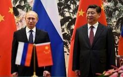 Trò chơi quyền lực với Mỹ: Nga - Trung