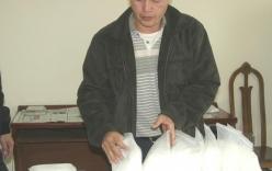 Vận chuyển 20kg ma túy đá, đối tượng người TQ bị bắt giữ
