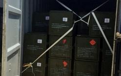 Colombia bắt giữ tàu Trung Quốc chở 100 tấn thuốc súng