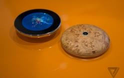Smartphone hình tròn và tự lắp ráp