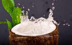 Uống nước dừa sai cách gây nguy hiểm cho sức khoẻ