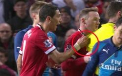 M.U thua sốc Arsenal, Van Gaal đổ lỗi cho Di Maria
