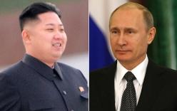 """Nga – Triều Tiên tuyên bố: 2015 là """"năm của tình hữu nghị"""""""