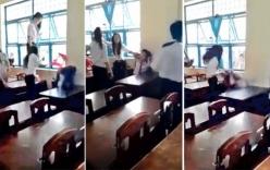 Nữ sinh bị đánh hội đồng: Đề xuất đuổi học học sinh đánh bạn