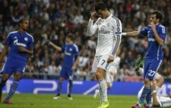 Ronaldo lập kỳ tích, Real Madrid vẫn thua sốc