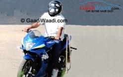Suzuki ra mắt xe mới cạnh tranh Yamaha R15 và Honda CBR150R