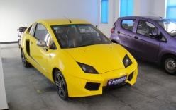 Trung Quốc sản xuất siêu xe nhái