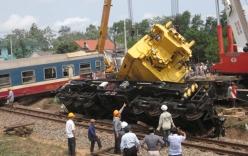 Vụ tàu hỏa đâm đứt lìa ô tô: Tổn thất ước tính hơn 23 tỷ đồng