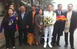 Đám cưới Thanh Thanh Hiền: Chú rể Chế Phong có mặt tại nhà cô dâu