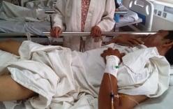 Vụ tai nạn đường sắt ở Quảng Trị: Tài xế xe tải liệt hai chân