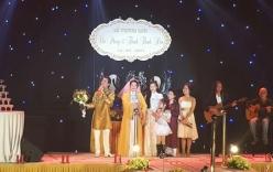 Đám cưới Thanh Thanh Hiền - Chế Phong như liveshow âm nhạc