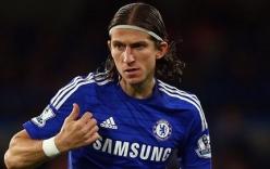 Chelsea muốn trả Filipe Luis về Atletico