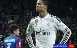 Ronaldo chửi fan Real bằng tiếng Bồ Đào Nha