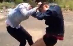Xác định được danh tính 2 thiếu nữ đánh nhau đến ngất xỉu