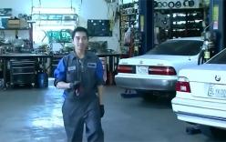 Thợ sửa xe gốc Việt làm mất tấm vé số trúng 1 triệu USD