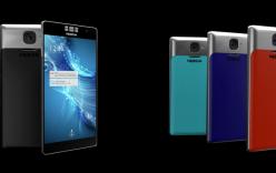 Vẻ hiện đại kết hợp nét cổ điển của smartphone Nokia 1100 chạy Android