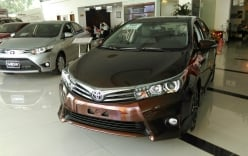 Doanh số Toyota tăng mạnh trong tháng 2/2015