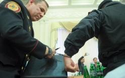 Truyền hình trực tiếp 2 quan chức cấp cao Ukraine bị bắt