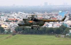 Thông tin mới nhất vụ máy bay quân sự MI8 rơi