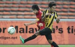 Công Phượng bị tố đánh nguội cầu thủ U23 Malaysia