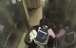 Video: Cướp nhầm cô gái có võ, tên cướp bị đánh tơi bời
