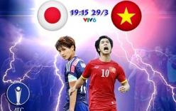 Link SOPCAST trực tiếp U23 Việt Nam vs U23 Nhật Bản lúc 19h15 ngày 29/3