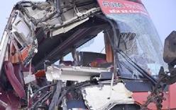 """Tai nạn cao tốc Tung Lương: """"Người bị thương bê bết máu. Thật ám ảnh"""