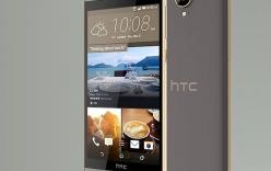 HTC lặng lẽ công bố phablet One E9+ màn hình 2K