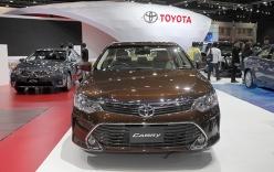Chi tiết Toyota Camry 2015 tại Thái Lan