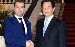 Thủ tướng Nga Medvedev sắp thăm Việt Nam