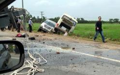 Vụ tai nạn xe khách khiến 5 người tử vong: Lãnh đạo Hà Nội yêu cầu khẩn trương làm rõ