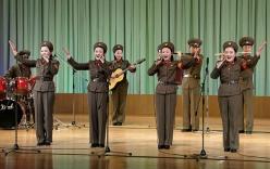 """Kim Jong-un tuyển chọn thành viên mới cho """"đội quân mua vui"""""""