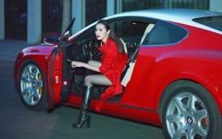 Bentley GT của hoa hậu Khánh My có gì hấp dẫn?