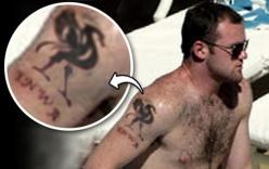 Sự thật việc Rooney xăm biểu tượng của Liverpool lên cánh tay