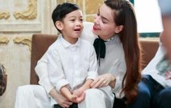 Hồ Ngọc Hà dẫn con trai Subeo lên sân khấu nhảy tưng bừng