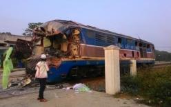 Tàu hỏa tông xe ô tô làm 1 người chết, 4 người bị thương: Khởi tố vụ án