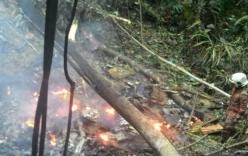 Trực thăng rơi ở Malaysia, quan chức cấp cao thiệt mạng