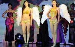 Đại gia chi 1,3 tỷ sắm bikini dát vàng