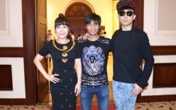 Lệ Rơi xuất hiện bên Việt Hương, Trấn Thành trong gameshow truyền hình