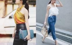Hoàng Thùy Linh ghi điểm phong cách nhờ street style đẹp chuẩn