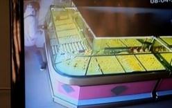 Clip: Dùng búa đập tủ, cướp vàng trong 5 giây ở Vũng Tàu